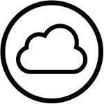 Lenovo DaaS Icon Cloudbasierte Verwaltung