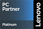 Lenovo Platinum PC Partner Kontaktbereich
