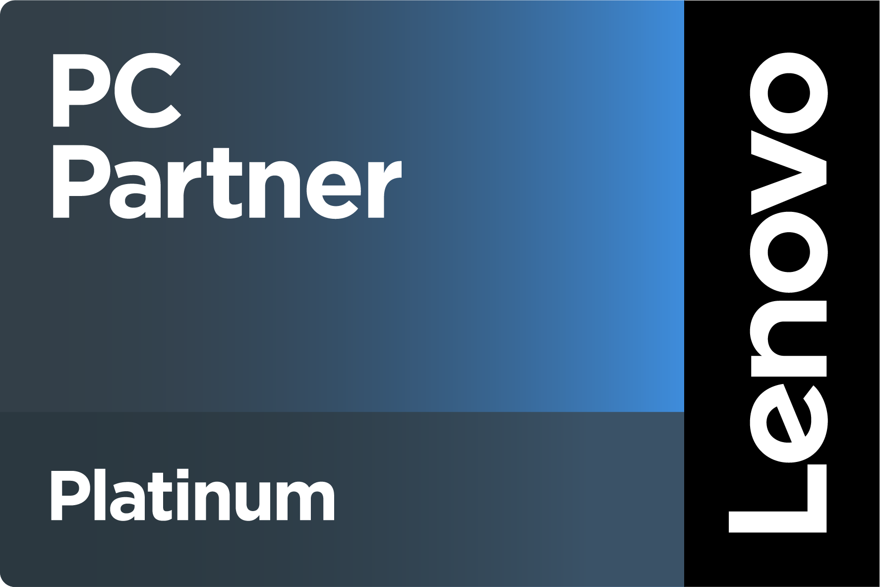 Lenovo Zertifizierung PC-Platinum Partner